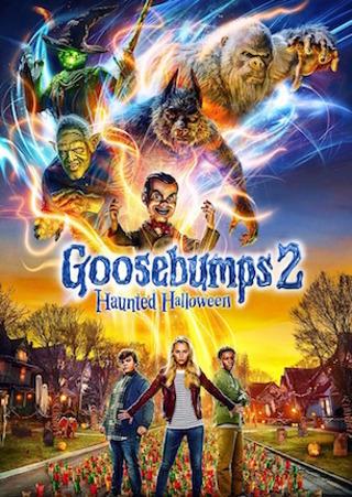 Goosebumps 2 digital movie copy code