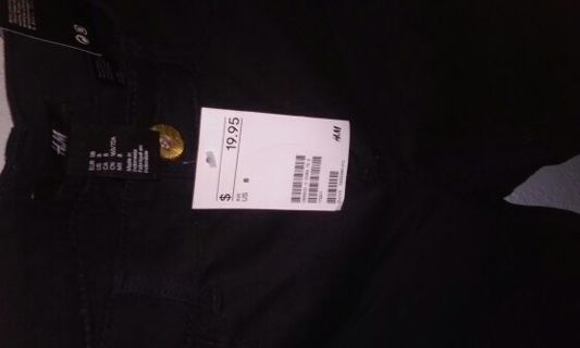 >>NEW H&M PANTS<<