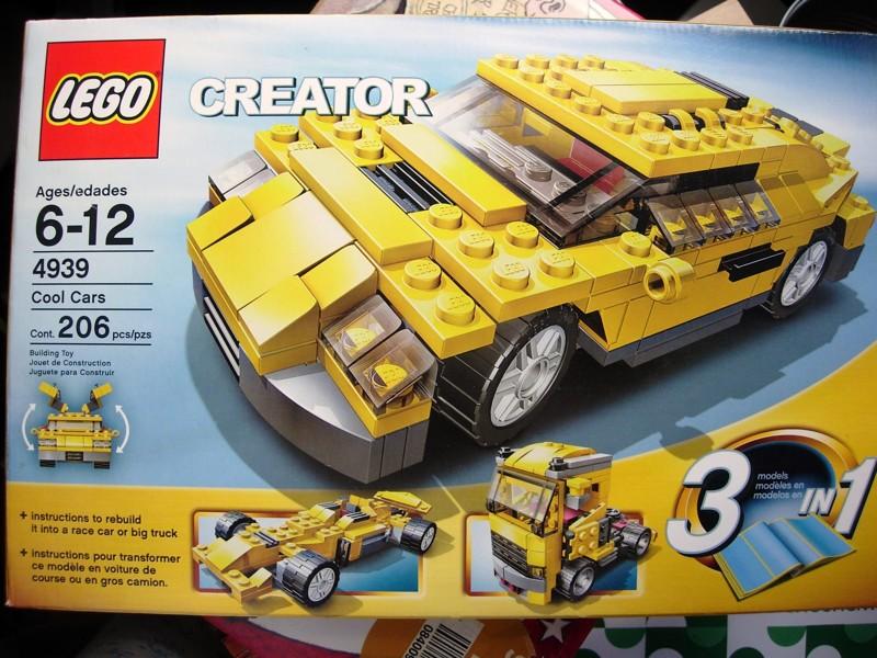 Lego Creator Watch Instructions