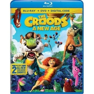 Croods 2 A New Age HD Digital Code Only
