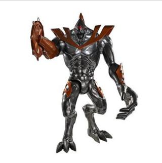 Max Steel Mega Elementor Blindado Mattel - Gris