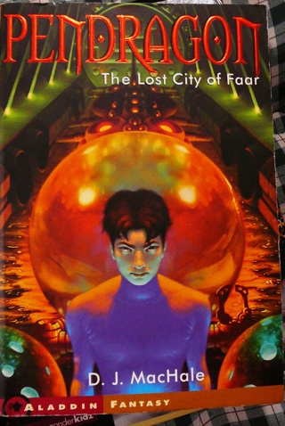 """Pendragon"" the Lost city of Faar..by McHale"