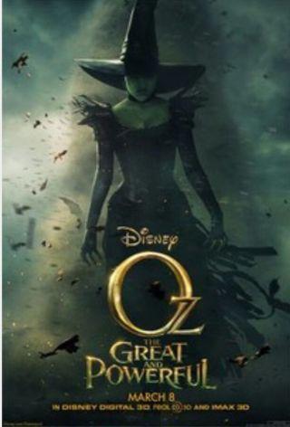 Disney Oz the Great and Powerful Digital HD Code