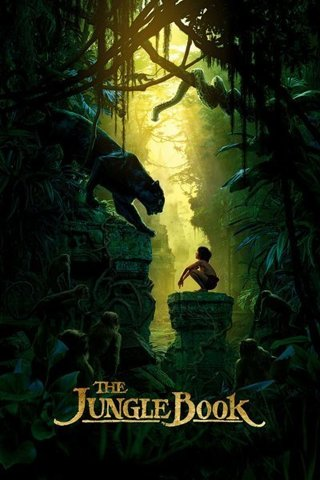 The Jungle Book Dma/Dmr (2016 Live Action)