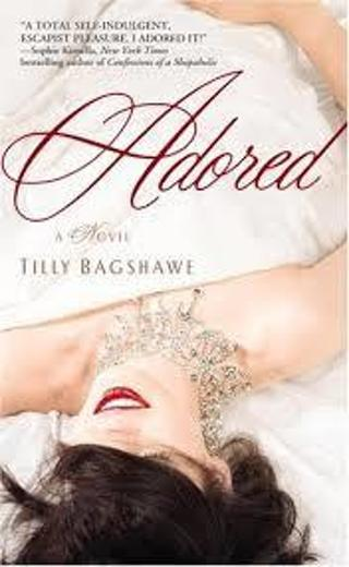 ADORED by Tilly Bagshawe (Audiobook/CD) #LLP1PL