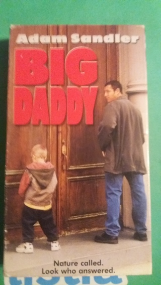 vhs big daddy free shipping