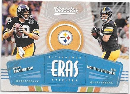 4) Card Lot ~ Pittsburgh Steelers.