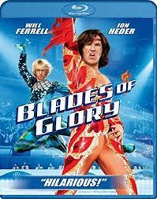 Blades of Glory: Ultraviolet Digital Code! (HD) Ultraviolet Redeem! From Blu-ray!