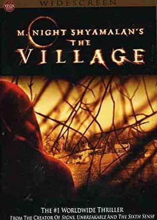 The Village dvd widescreen