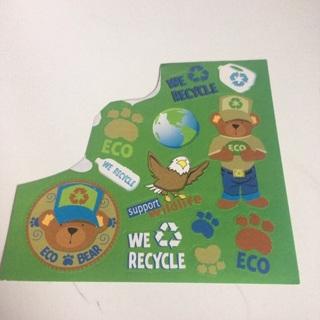 Eco sticker #3