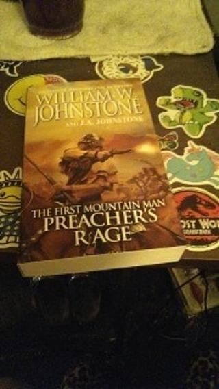 preachers rage used  book