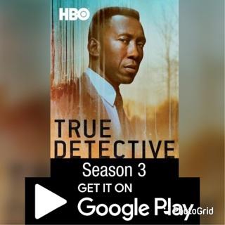 TRUE DETECTIVE SEASON 3 HD GOOGLE PLAY CODE ONLY