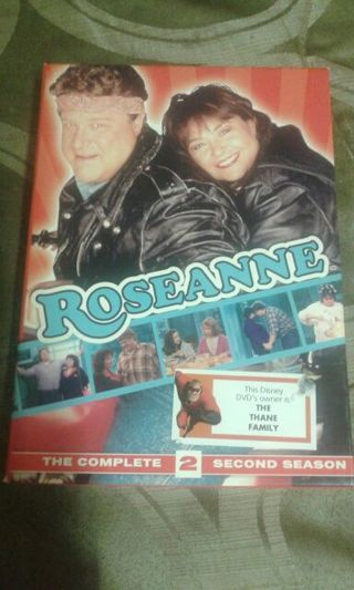 DVD Roseanne the complete second season