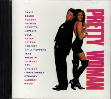 Pretty Woman - Movie Soundtrack CD