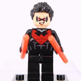 New Night Wing Super Hero Minifigure Building Toys Custom Lego