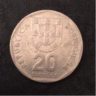 Portugal coin