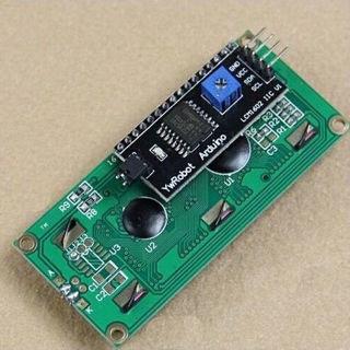 LCD Display Module Blue Backlight For Arduino LCD1602 IIC I2C TWI 1602 Serial