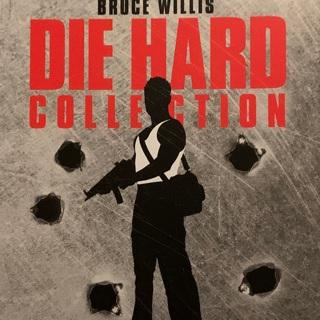 Diehard Collection steel box