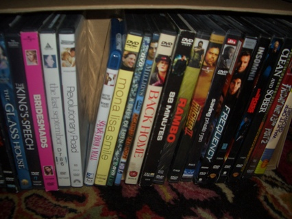 TIERED DVD AUCTION