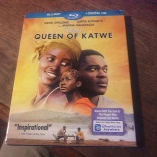 Queen of Katwe brand new sealed