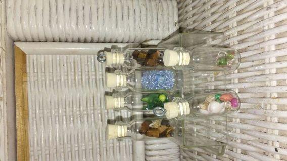 6 Mini Glass