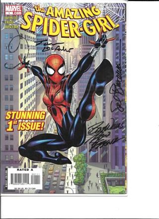 Amazing Spider-Girl #1 Marvel Comics