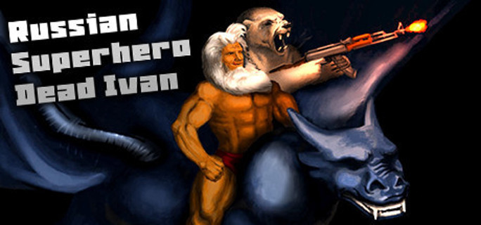 Russian SuperHero Dead Ivan - Steam Key