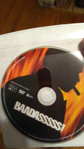 BaadAsssss! dvd only