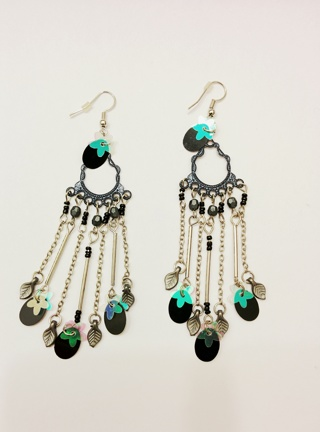 Long & Unique Fashion Earrings