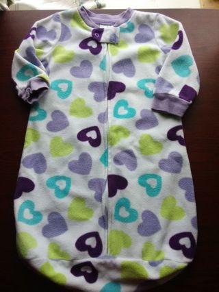 NWOT Baby Girls SleepSack