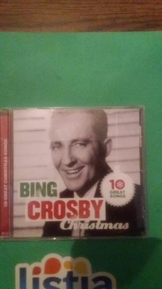 cd bing crosby christmas free shipping
