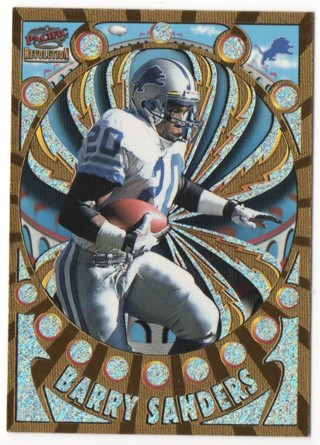 1997 Revolution - Barry Sanders - Lions