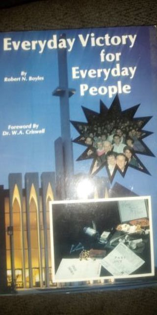 Everyday Victory for Everyday People Book