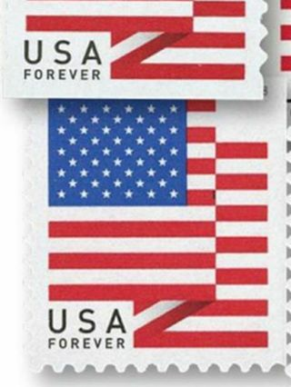 1 Unused Forever stamp
