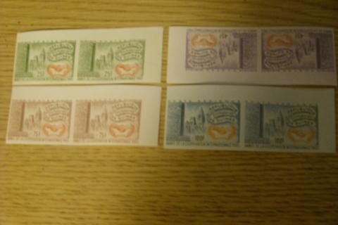 1965 Guinea I.C.Y. Stamps Complete Set