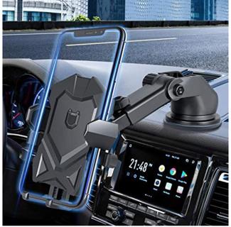 Manords Car Phone Mount Holder for Dashboard Windshield