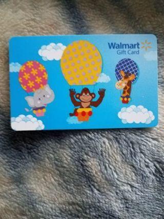 20$ Walmart Card