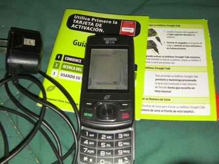 STRAIGHT TALK PHONE SLIDER ST-6206