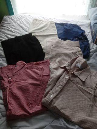 Maternity Cloths Sizes Medium, Large and Exlarge