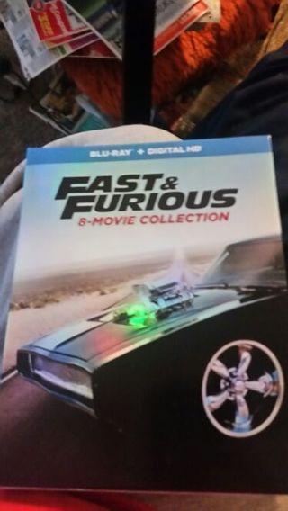 Fast and furious digital copy hd