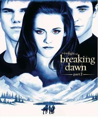 """""""Breakingdawn part 2"""" HDX - """"Vudu redeem only"""" Digital Movie Code"""