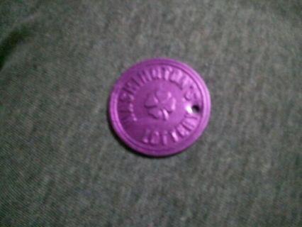 Free: Washington lottery coin anniversary - Coins - Listia