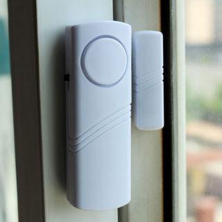 Wireless Door Open Sensor Ring Alarm Chime Entry Alert Bell Magnetic System Bell