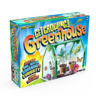Get Growing Greenhouse!