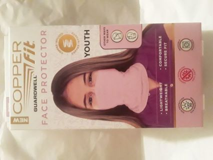 Youth face mask by copperfit