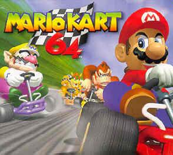 Mario Kart 64 - Wii U Digital Code Nintendo (Rated: Everyone)