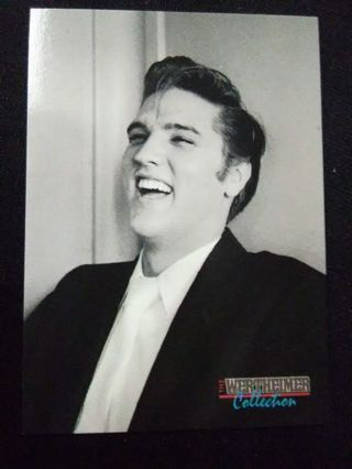 "1992 Elvis Presley ""The Wertheimer Collection"" Trading Card #263"