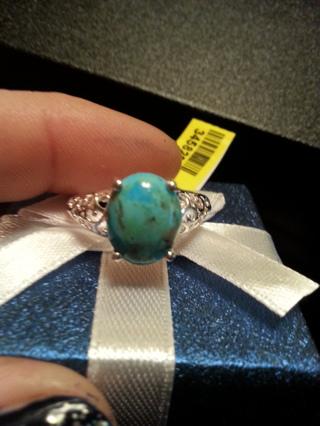 Sterling ring 2