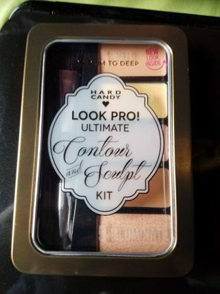 ❤ Hard Candy Look Pro! Ultimate ❤ Contour and Sculpt Kit ❤