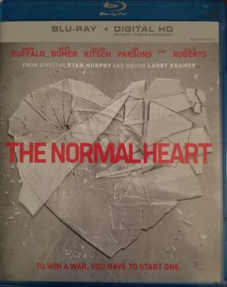 The Normal Heart (2014) Ultraviolet Digital HD Code NEW! NEVER USED! Mark Ruffalo Matt Bomer